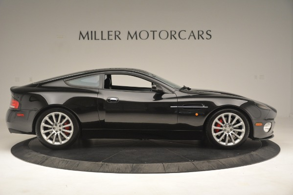 Used 2004 Aston Martin V12 Vanquish for sale Sold at Alfa Romeo of Westport in Westport CT 06880 7