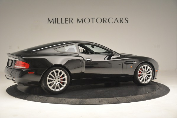 Used 2004 Aston Martin V12 Vanquish for sale Sold at Alfa Romeo of Westport in Westport CT 06880 8
