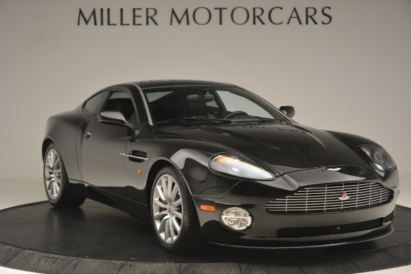 Used 2004 Aston Martin V12 Vanquish for sale Sold at Alfa Romeo of Westport in Westport CT 06880 9