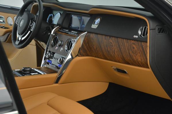 Used 2019 Rolls-Royce Cullinan for sale Sold at Alfa Romeo of Westport in Westport CT 06880 25