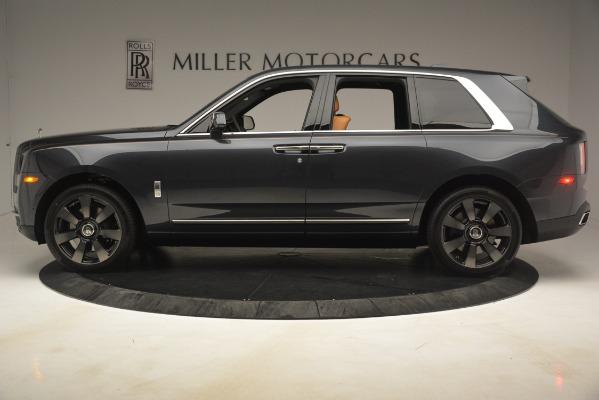 Used 2019 Rolls-Royce Cullinan for sale Sold at Alfa Romeo of Westport in Westport CT 06880 4