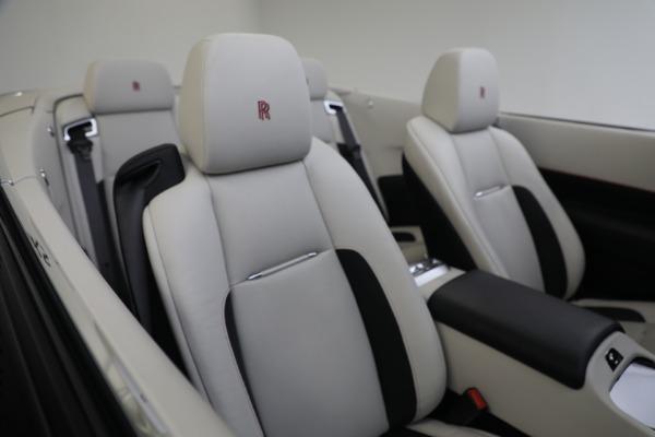 Used 2019 Rolls-Royce Dawn for sale $379,900 at Alfa Romeo of Westport in Westport CT 06880 20