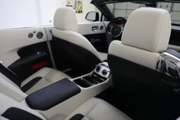 Used 2019 Rolls-Royce Dawn for sale $379,900 at Alfa Romeo of Westport in Westport CT 06880 24