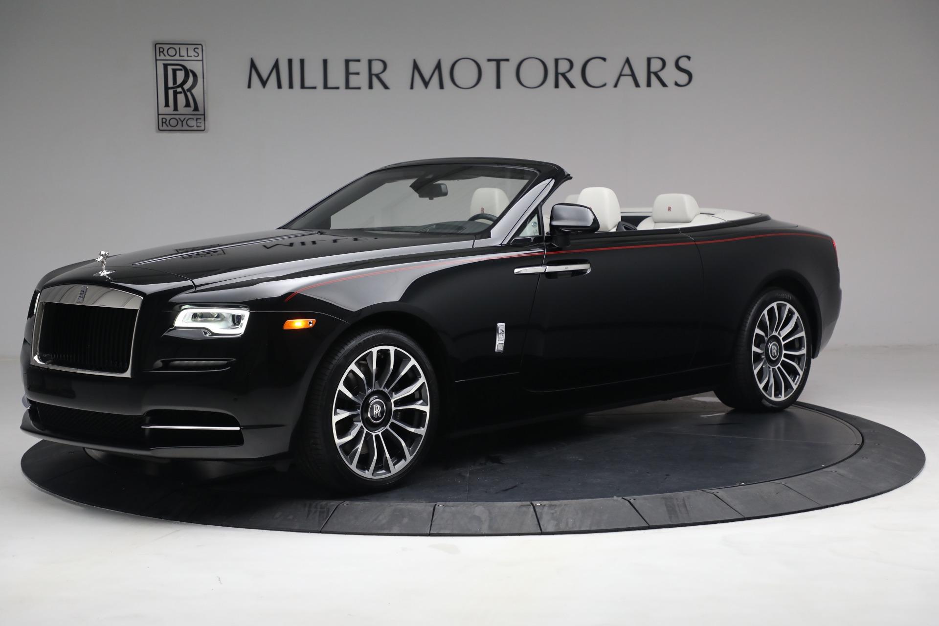 Used 2019 Rolls-Royce Dawn for sale $379,900 at Alfa Romeo of Westport in Westport CT 06880 1