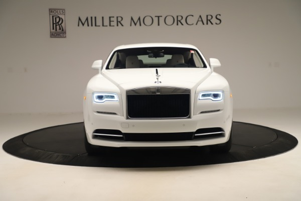 New 2019 Rolls-Royce Wraith for sale $391,000 at Alfa Romeo of Westport in Westport CT 06880 2