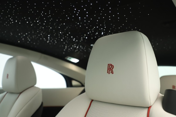 New 2019 Rolls-Royce Wraith for sale $391,000 at Alfa Romeo of Westport in Westport CT 06880 22