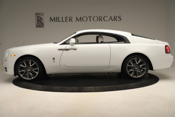 New 2019 Rolls-Royce Wraith for sale $391,000 at Alfa Romeo of Westport in Westport CT 06880 3