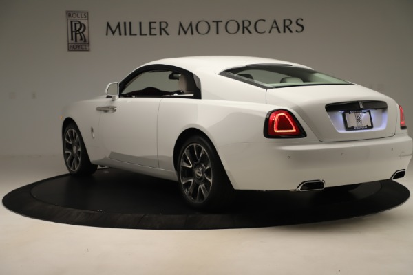 New 2019 Rolls-Royce Wraith for sale $391,000 at Alfa Romeo of Westport in Westport CT 06880 4