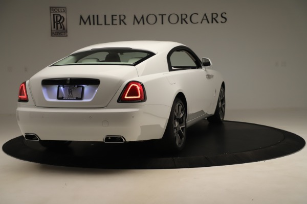 New 2019 Rolls-Royce Wraith for sale $391,000 at Alfa Romeo of Westport in Westport CT 06880 6