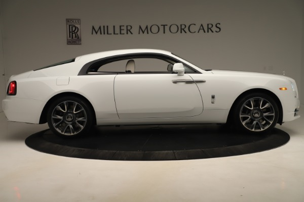 New 2019 Rolls-Royce Wraith for sale $391,000 at Alfa Romeo of Westport in Westport CT 06880 7