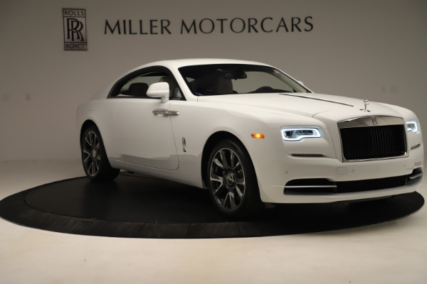 New 2019 Rolls-Royce Wraith for sale $391,000 at Alfa Romeo of Westport in Westport CT 06880 8