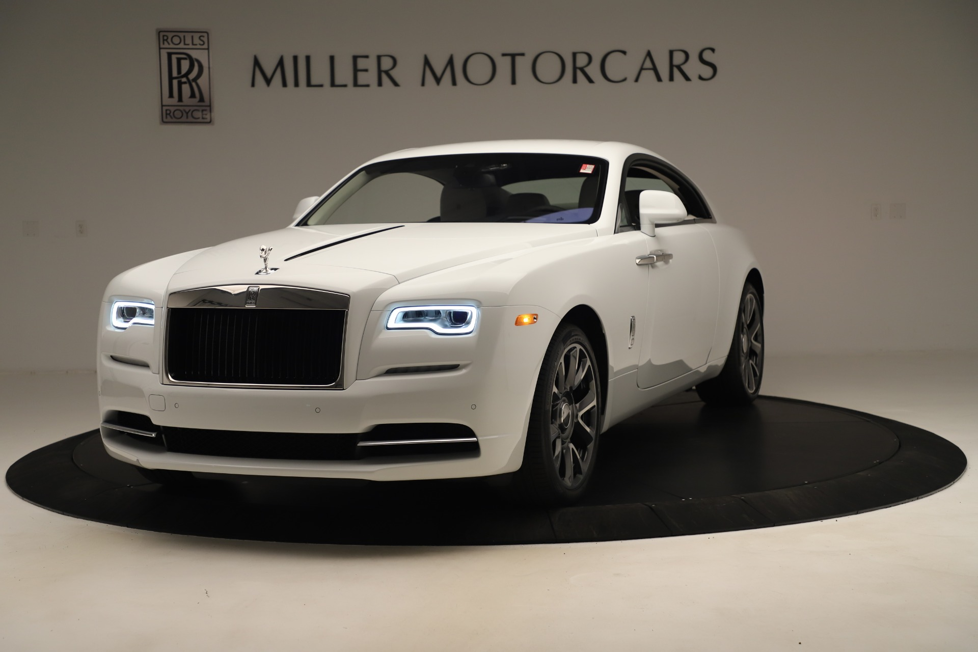 New 2019 Rolls-Royce Wraith for sale $391,000 at Alfa Romeo of Westport in Westport CT 06880 1