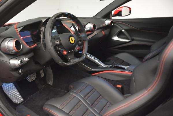 Used 2018 Ferrari 812 Superfast for sale Sold at Alfa Romeo of Westport in Westport CT 06880 13