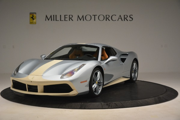 Used 2018 Ferrari 488 Spider for sale Sold at Alfa Romeo of Westport in Westport CT 06880 13