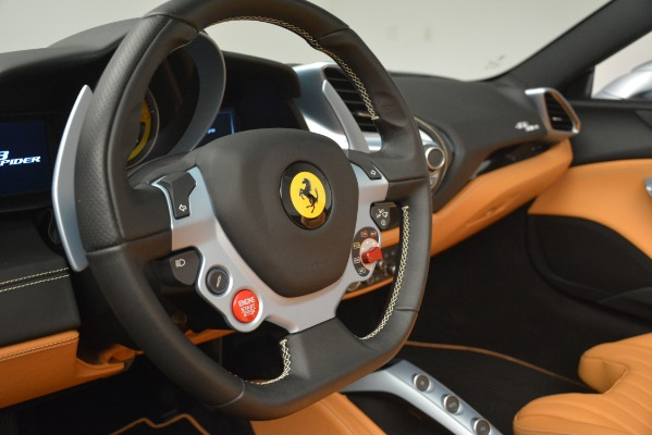 Used 2018 Ferrari 488 Spider for sale Sold at Alfa Romeo of Westport in Westport CT 06880 27