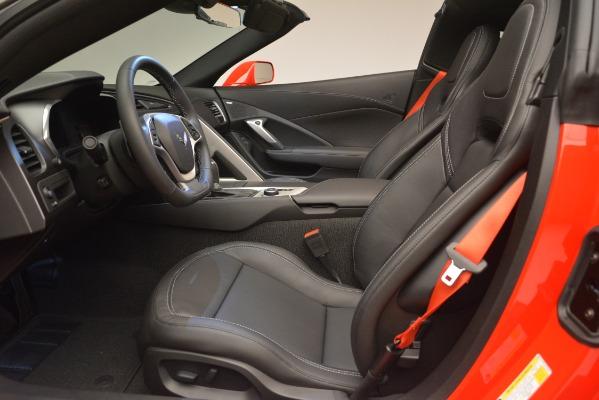 Used 2019 Chevrolet Corvette Grand Sport for sale Sold at Alfa Romeo of Westport in Westport CT 06880 20