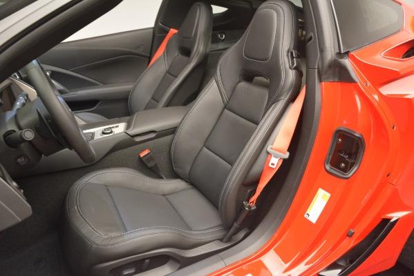 Used 2019 Chevrolet Corvette Grand Sport for sale Sold at Alfa Romeo of Westport in Westport CT 06880 21