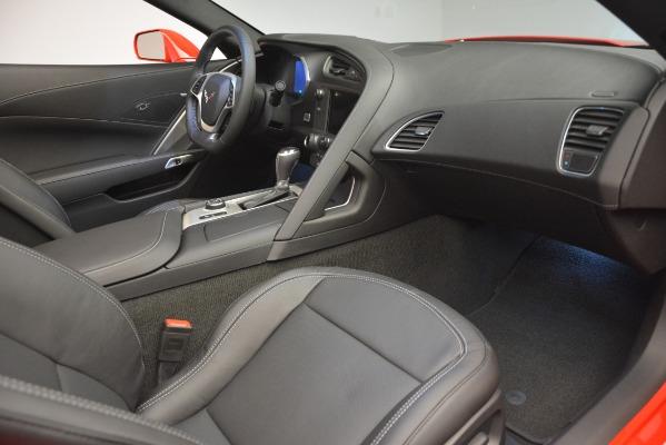 Used 2019 Chevrolet Corvette Grand Sport for sale Sold at Alfa Romeo of Westport in Westport CT 06880 23