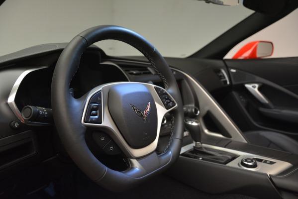 Used 2019 Chevrolet Corvette Grand Sport for sale Sold at Alfa Romeo of Westport in Westport CT 06880 26