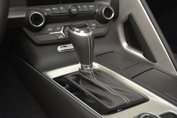 Used 2019 Chevrolet Corvette Grand Sport for sale Sold at Alfa Romeo of Westport in Westport CT 06880 27