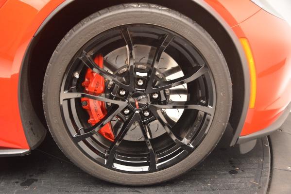 Used 2019 Chevrolet Corvette Grand Sport for sale Sold at Alfa Romeo of Westport in Westport CT 06880 28