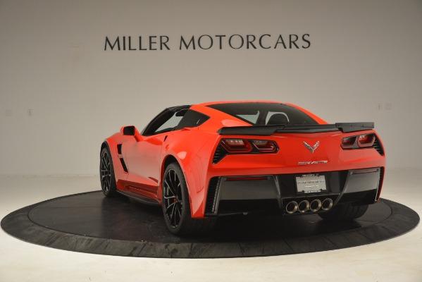 Used 2019 Chevrolet Corvette Grand Sport for sale Sold at Alfa Romeo of Westport in Westport CT 06880 5