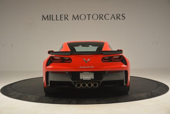 Used 2019 Chevrolet Corvette Grand Sport for sale Sold at Alfa Romeo of Westport in Westport CT 06880 6
