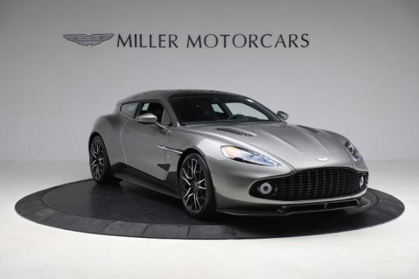 New 2019 Aston Martin Vanquish Zagato Shooting Brake for sale Sold at Alfa Romeo of Westport in Westport CT 06880 10