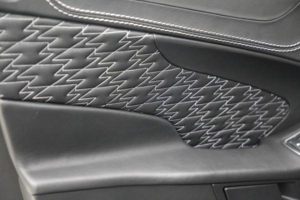 New 2019 Aston Martin Vanquish Zagato Shooting Brake for sale Sold at Alfa Romeo of Westport in Westport CT 06880 18