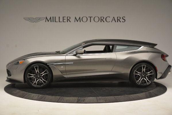 New 2019 Aston Martin Vanquish Zagato Shooting Brake for sale Sold at Alfa Romeo of Westport in Westport CT 06880 2