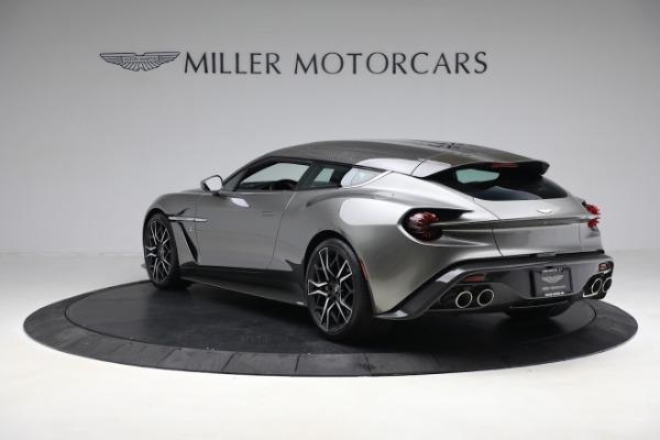 New 2019 Aston Martin Vanquish Zagato Shooting Brake for sale Sold at Alfa Romeo of Westport in Westport CT 06880 4