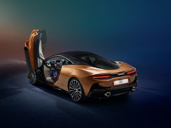 New 2020 McLaren GT Coupe for sale Sold at Alfa Romeo of Westport in Westport CT 06880 11