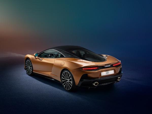 New 2020 McLaren GT Coupe for sale Sold at Alfa Romeo of Westport in Westport CT 06880 12