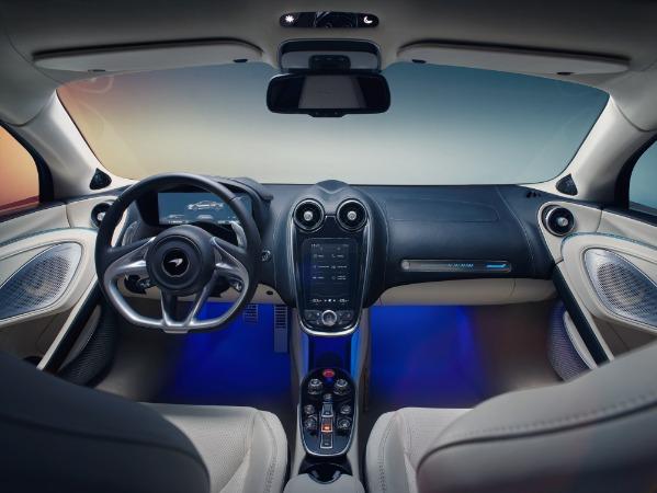 New 2020 McLaren GT Coupe for sale Sold at Alfa Romeo of Westport in Westport CT 06880 15