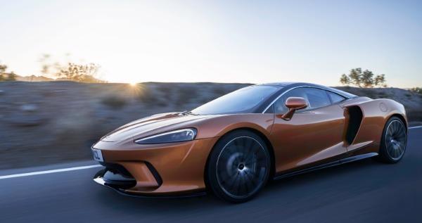 New 2020 McLaren GT Coupe for sale Sold at Alfa Romeo of Westport in Westport CT 06880 26