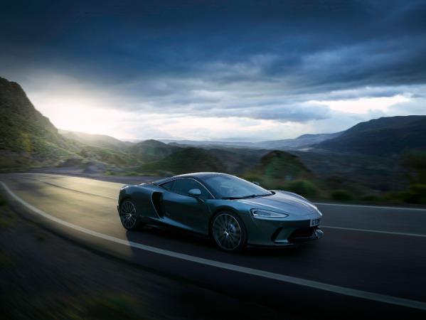 New 2020 McLaren GT Coupe for sale Sold at Alfa Romeo of Westport in Westport CT 06880 27