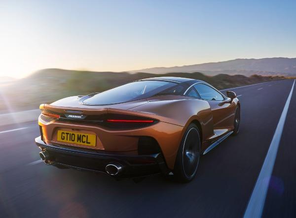 New 2020 McLaren GT Coupe for sale Sold at Alfa Romeo of Westport in Westport CT 06880 28