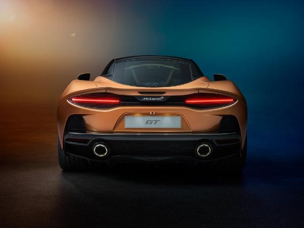 New 2020 McLaren GT Coupe for sale Sold at Alfa Romeo of Westport in Westport CT 06880 5