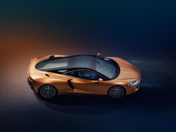 New 2020 McLaren GT Coupe for sale Sold at Alfa Romeo of Westport in Westport CT 06880 7