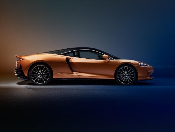 New 2020 McLaren GT Coupe for sale Sold at Alfa Romeo of Westport in Westport CT 06880 8