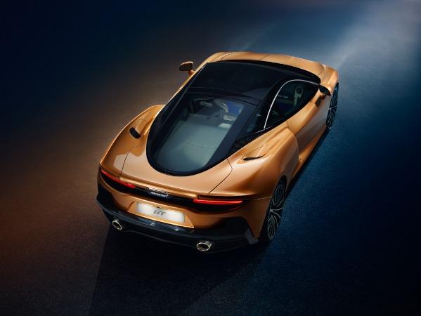 New 2020 McLaren GT Coupe for sale Sold at Alfa Romeo of Westport in Westport CT 06880 9