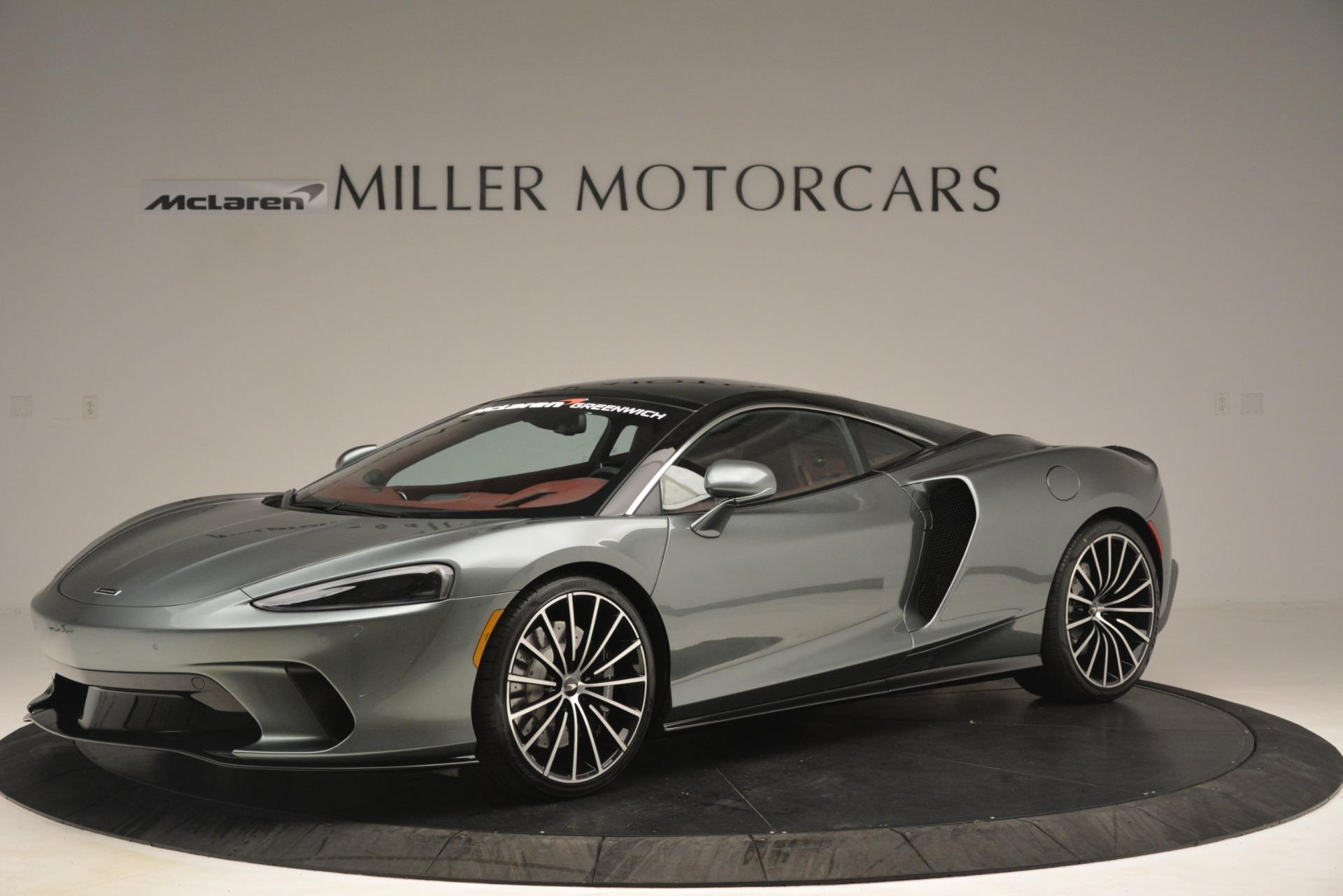 New 2020 McLaren GT Coupe for sale Sold at Alfa Romeo of Westport in Westport CT 06880 1