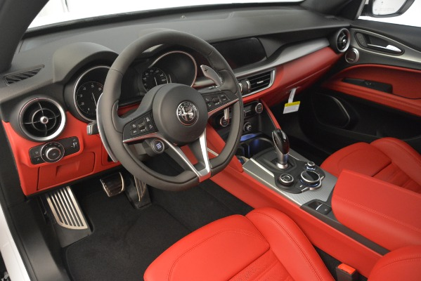 New 2019 Alfa Romeo Stelvio Ti Sport Q4 for sale Sold at Alfa Romeo of Westport in Westport CT 06880 11