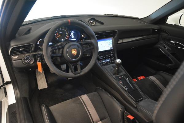 Used 2018 Porsche 911 GT3 for sale Sold at Alfa Romeo of Westport in Westport CT 06880 10
