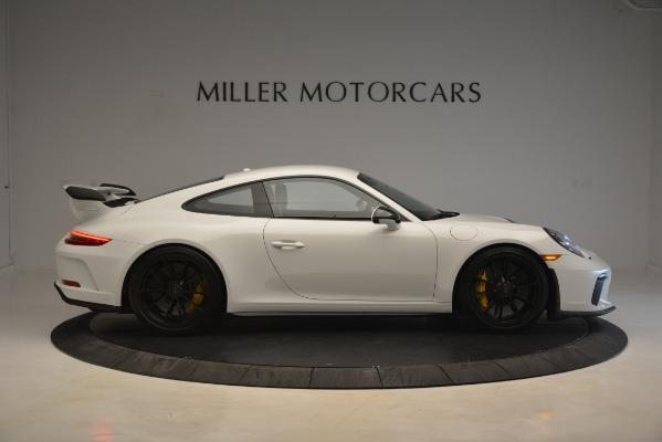 Used 2018 Porsche 911 GT3 for sale Sold at Alfa Romeo of Westport in Westport CT 06880 7
