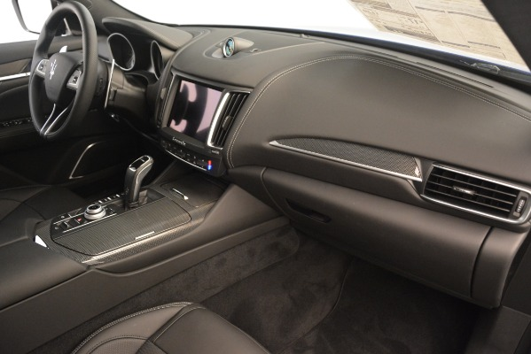 New 2019 Maserati Levante SQ4 GranSport Nerissimo for sale Sold at Alfa Romeo of Westport in Westport CT 06880 22