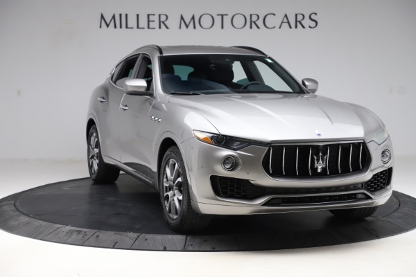 New 2019 Maserati Levante Q4 for sale $61,900 at Alfa Romeo of Westport in Westport CT 06880 11