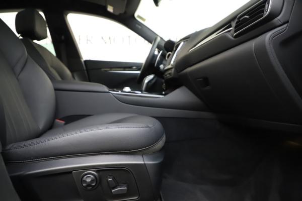 Used 2019 Maserati Levante Q4 for sale Sold at Alfa Romeo of Westport in Westport CT 06880 23