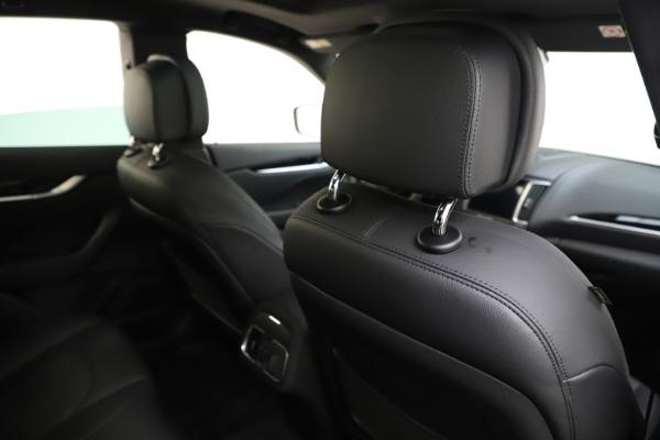 Used 2019 Maserati Levante Q4 for sale Sold at Alfa Romeo of Westport in Westport CT 06880 28