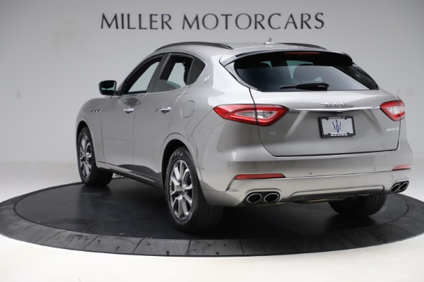 New 2019 Maserati Levante Q4 for sale $61,900 at Alfa Romeo of Westport in Westport CT 06880 5